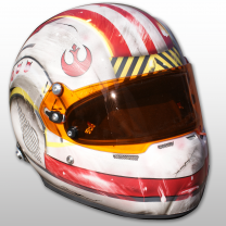 Mike Cantello Star Wars Red 5